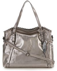 Jessica Simpson - Camile Studded East/west Tote - Lyst