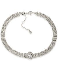 Carolee - Something Borrowed Choker Necklace - Lyst