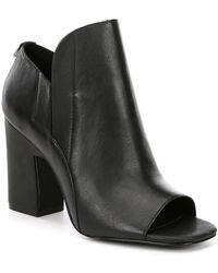 Calvin Klein - Remy Block Heel Shooties - Lyst