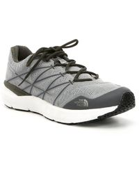 43b01c8e3648 Lyst - The North Face Ultra Cardiac Ii Trail Running Shoe in Gray ...
