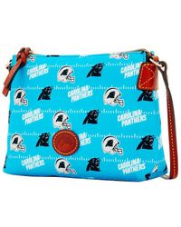 Dooney & Bourke - Nfl Carolina Panthers Cross-body Bag - Lyst