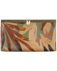 Patricia Nash - Palm Leaves Collection Cauchy Wallet - Lyst