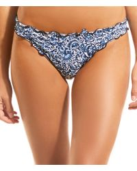 Cremieux - Indo Floral Hipster Swimsuit Bottom - Lyst