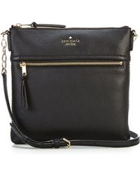 Kate Spade - Jackson Street Melisse Cross-body Bag - Lyst