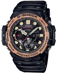 G-Shock - Master Of G-series Ana-digi Resin-strap Watch - Lyst