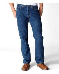 Levi's | Levi ́s® 501® Original Fit Jeans | Lyst