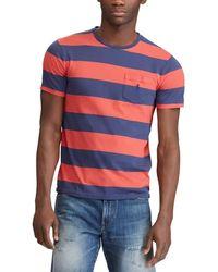 Polo Ralph Lauren - Bold Stripe Short-sleeve Tee - Lyst