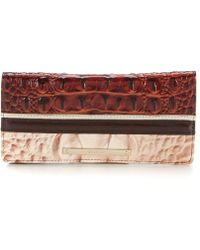 Brahmin - Eastwood Collection Ady Wallet - Lyst