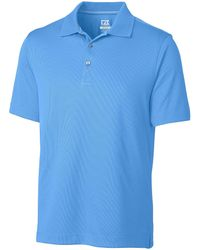 Cutter & Buck - Short-sleeve Drytec Glendale Polo Shirt - Lyst