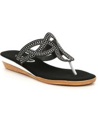 Onex - Lupe (tan) Women's Dress Sandals - Lyst