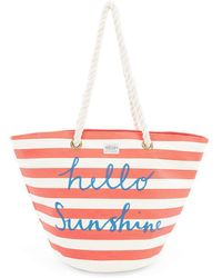 Joules - Summer Bag Beach Bag - Lyst