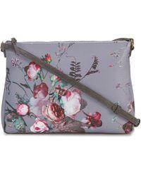 Lyst - Elliott Lucca  medium Mari  Braided Leather Crossbody Bag in ... 9a961d3a977fb
