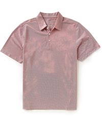 Cutter & Buck - Short-sleeve Blaine Oxford Polo - Lyst