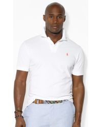 Polo Ralph Lauren | Big \u0026amp; Tall Classic-fit Short-sleeved Cotton Mesh Polo