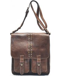 Patricia Nash - Distressed Vintage Armeno Messenger Bag - Lyst