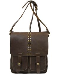Patricia Nash - Soft Veg Tan Collection Armeno Messenger Bag - Lyst