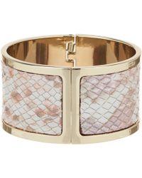 Brahmin - Madera Collection Medium Cuff Bracelet - Lyst