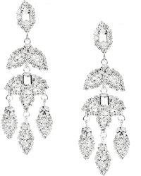 Cezanne - Chandelier Statement Earrings - Lyst