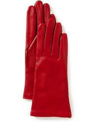 Fownes - Cashmere-lined Gloves - Lyst