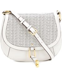 Antonio Melani | Mix ´n´ Match Dotted Saddle Bag | Lyst