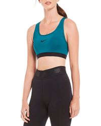 48c3db5ce968e Nike Lab Xx Women s Dri-fit Training Bodysuit in Black - Lyst