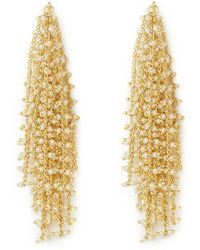 Vince Camuto - Waterfall Statement Earrings - Lyst