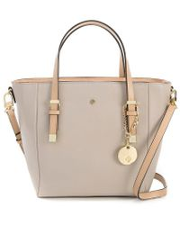 Antonio Melani | Bestie Leather Satchel | Lyst