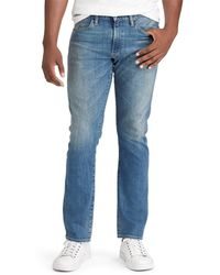 Polo Ralph Lauren - Varick Slim Straight Jean - Lyst