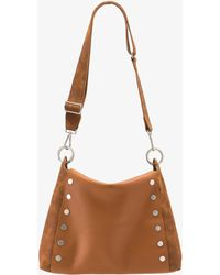 Hammitt - Bryant East/west Studded Cross-body Bag - Lyst