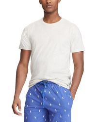 Polo Ralph Lauren - Big & Tall Supreme Comfort Crew Neck T-shirt - Lyst
