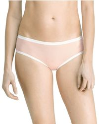 Natori - Yogi Girl Brief Panty - Lyst