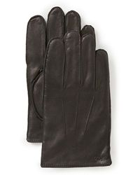 Polo Ralph Lauren - Everyday Nappa Sheepskin Gloves - Lyst