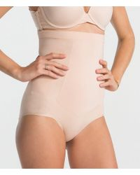 Spanx - Oncore High-waisted Shapewear Brief - Lyst