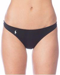 Polo Ralph Lauren - Modern Solids Taylor Hipster Bottom - Lyst