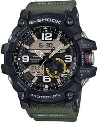 G-Shock - Mudmaster Ana-digi Watch - Lyst