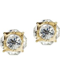 Kate Spade - Lady Marmalade Stud Earrings - Lyst