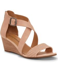 Lucky Brand - Jenley Wedges - Lyst