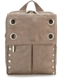 6796e9d4c1b Tommy Hilfiger Grommet Medium Backpack in Blue - Lyst