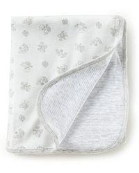 Ralph Lauren - Childrenswear 2-pack Toy Printed Neutral Blanket - Lyst