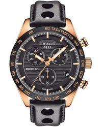 Tissot - T-sport Prs 516 Chronograph & Date Watch - Lyst