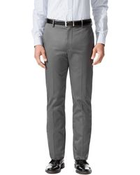 Dockers - Insignia Flat-front Never Iron Slim-fit Stretch Pants - Lyst