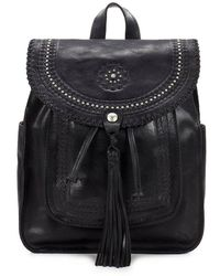 Patricia Nash | Distressed Vintage Collection Tasseled Jovanna Backpack | Lyst