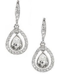 Givenchy - Orbital Teardrop Earrings - Lyst