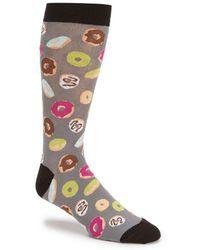 K. Bell - Donut Crew Socks - Lyst