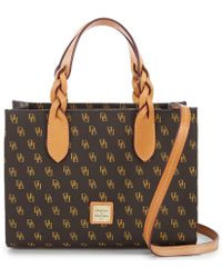 Dooney & Bourke Blakely Collection Gia Logo Satchel