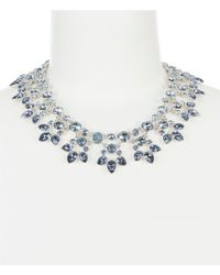 "Givenchy - 16"" Drama Collar Necklace - Lyst"