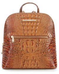 Brahmin - Toasted Almond Collection Felicity Backpack - Lyst
