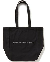 Heritage - Mercantile Stores Company Logo Tote Bag - Lyst