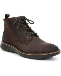 Ecco - Men's Aurora Mid Boots - Lyst
