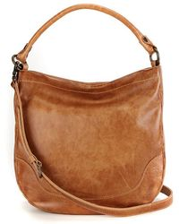 Frye - Melissa Washed Leather Hobo Bag - Lyst